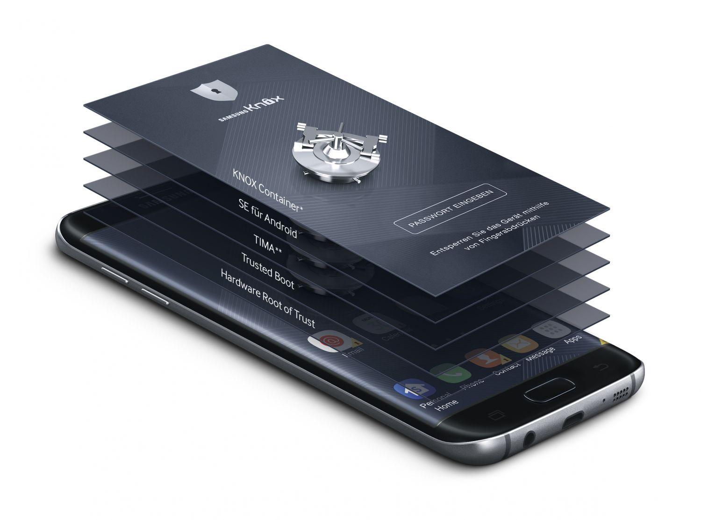 Die Samsung KNOX Plattform