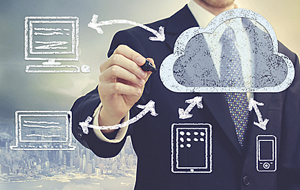 Symbolbild Cloud-Transformation