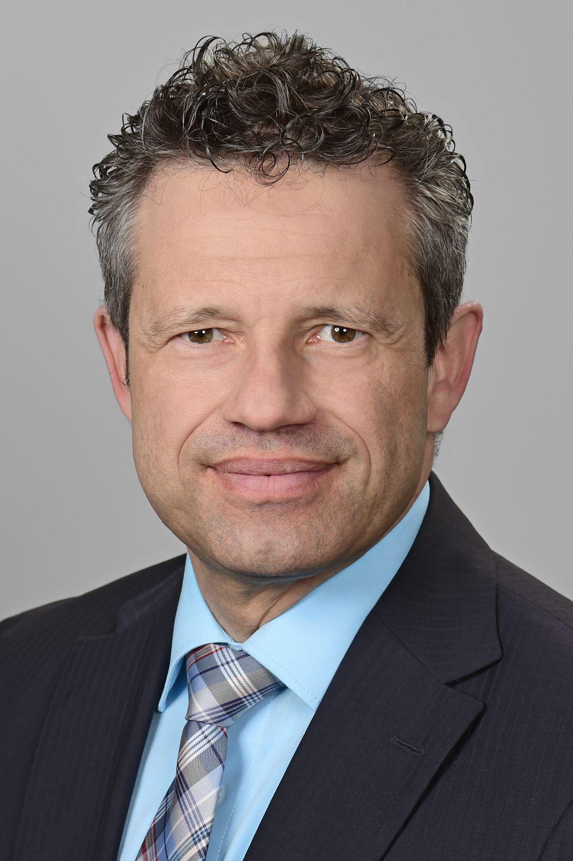 Marc Recktenwald von der HP Deutschland GmbH