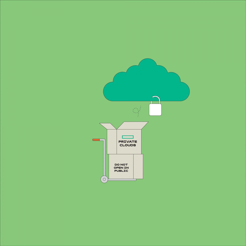 Wir bringen die Cloud zum Kunden