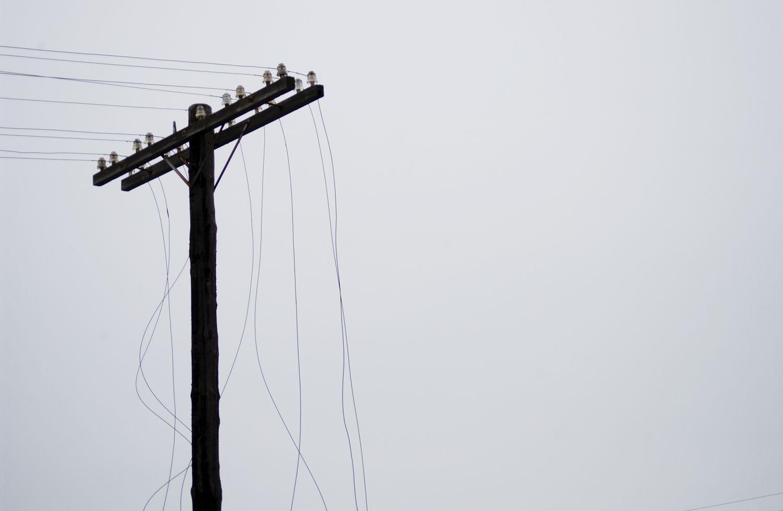 Ein Strommast. Versorgungsunternehmen sind attraktive Ziele für Cyberattacken