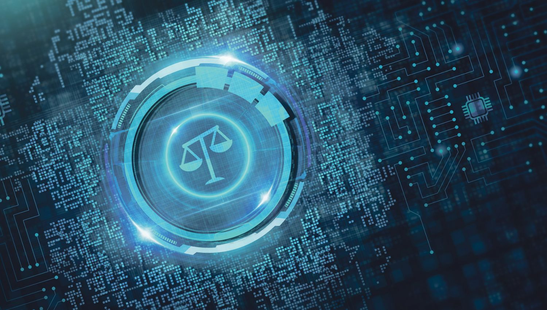 Verbildlichung einer Netzwerkkomponente. Thema: IT-Sicherheit
