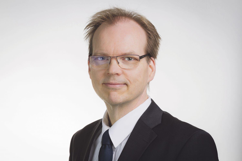 Dr. Sebastian Steffens, Consulting-Partner bei KPMG