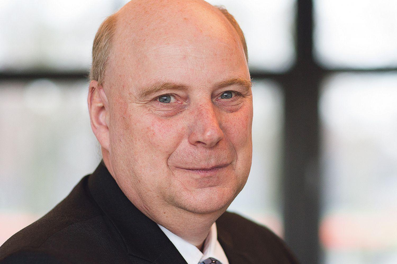 Portraitbild Hans-Peter Kraus von der Bank-Verlag GmbH